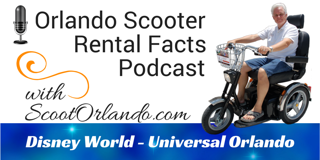 Scooter Rental Orlando Facts Podcast W