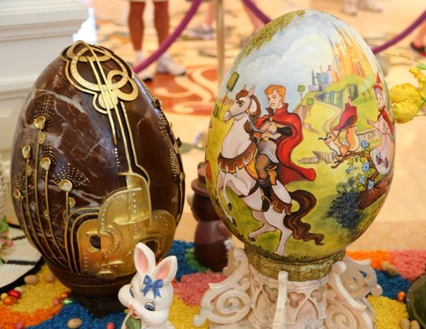 WDW Easter Eggs at Grand FL 5