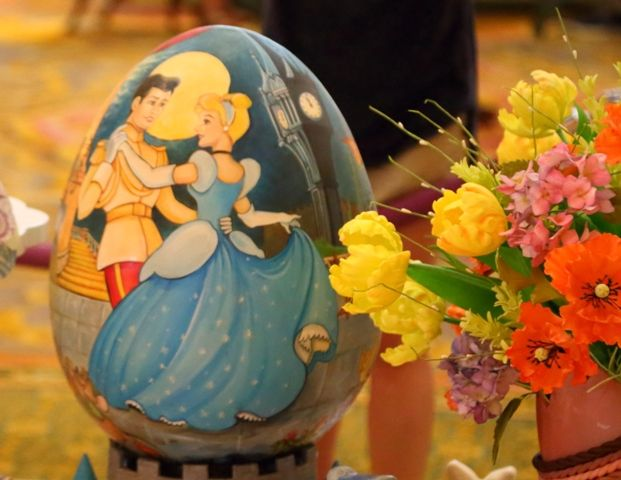 WDW Easter Eggs at Grand FL 6