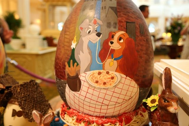 WDW Easter Eggs at Grand FL 7