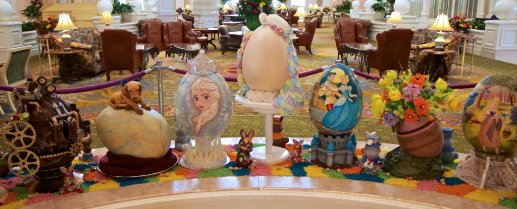 WDW Easter Eggs at Grand FL 9